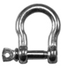 Stainless Steel Bow Shackles