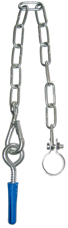 Custom Chain Assembly - Gas Cooker Stability Safety Chain Kit