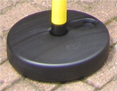 Plastic Round Fillable Base