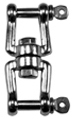 Stainless Steel Swivels - Jaw/Jaw