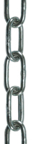 Mild Steel Straight Link Chains - UK Specifications